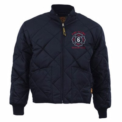 Bravest Firefighter Jacket – Game Sportswear – Style 1221-J