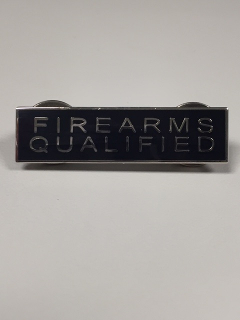 Buy Here Pay Here Lexington Ky >> Firearms Qualified Pin – Clutch Back Attachment – Kentucky ...